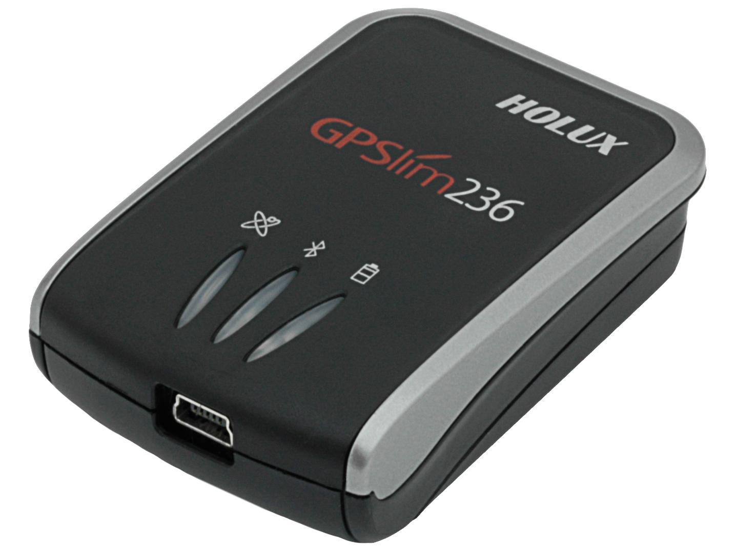 Holux GR-236 / GPSlim 236 - mini USB